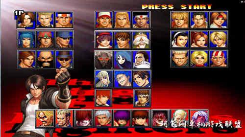 【拳皇97HD】MUGEN游戏下载