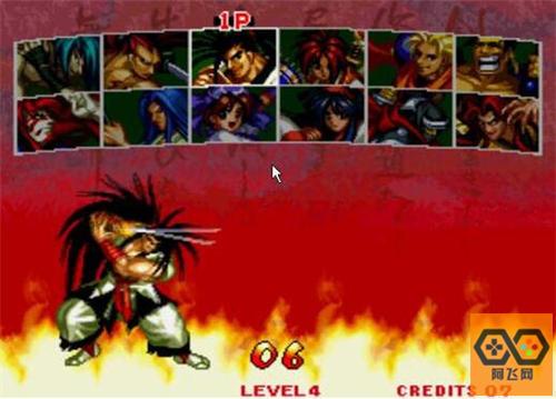 侍魂3:斩红郎无双剑,带中文模拟器