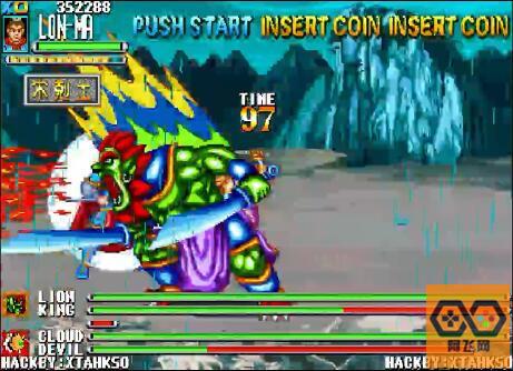 西游释厄传Super-天外双魔全角色召唤加强版 自带中文模拟器