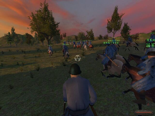 【骑马与砍杀:二战之中国战场】中文版游戏下载免安装