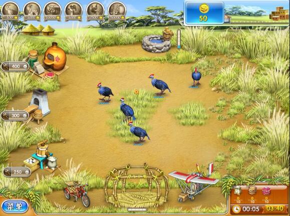 【疯狂农场3】中文版游戏下载