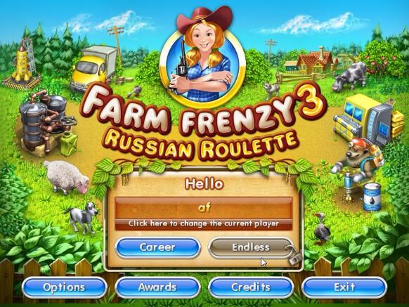 疯狂农场3:俄罗斯轮盘赌