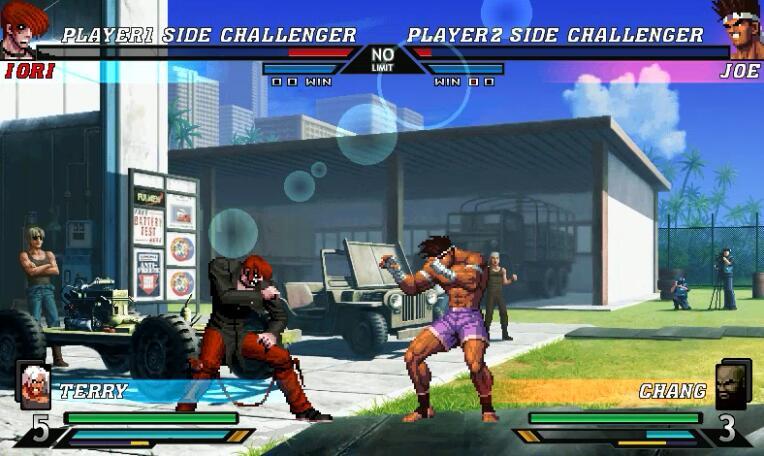 MUGEN《拳皇wing2019》游戏下载