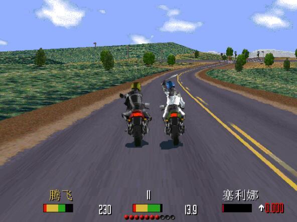 《暴力摩托2002》中文版