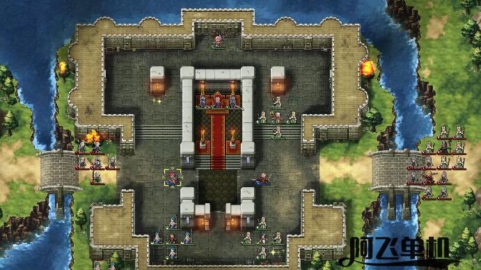 《梦幻模拟战1+2重制中文版》