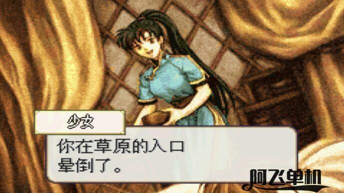 GBA《火焰之纹章:烈火之剑(汉化)》带中文模拟器