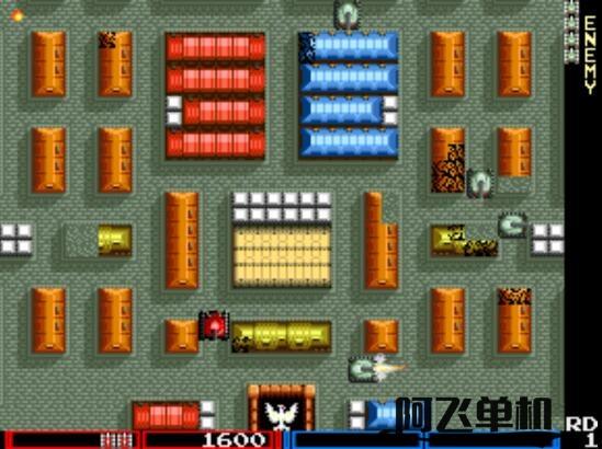 街机《坦克大战2》带中文模拟器