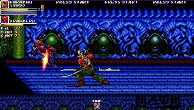 OpenBor《怒之铁拳2X迈克杰克逊》游戏下载