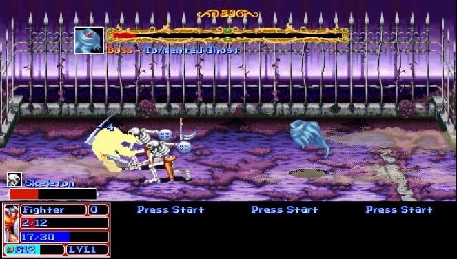 OpenBor《龙王战士&圆桌骑士重制版》游戏下载