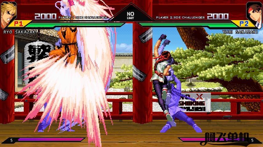 MUGEN《拳皇Star2.0》