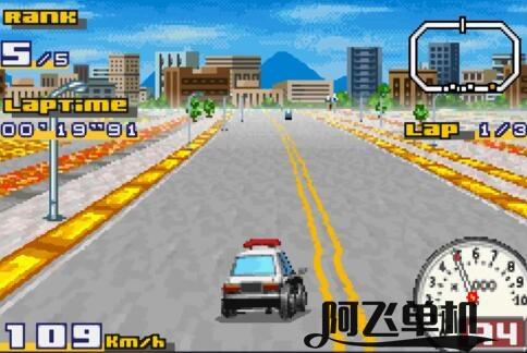GBA《Q版赛车(日版)》带中文模拟器