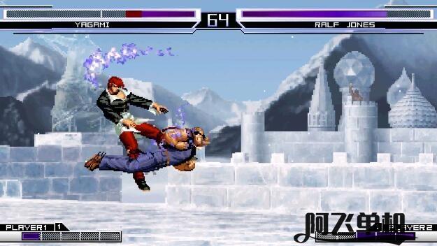 MUGEN《拳皇-最强之路》