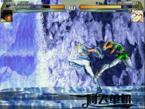MUGEN《圣斗士星矢-36人版》