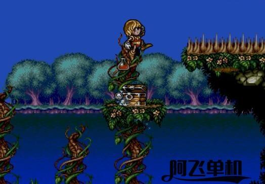 MD《神奇飞天侠(美版)》带中文模拟器