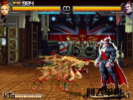 《拳皇-EXUM(Plus2020)》